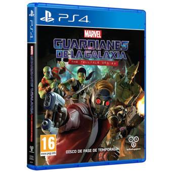 Guardianes de la Galaxia: The Telltale Series  PS4