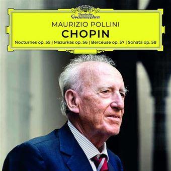 Chopin: Nocturnes Op. 55