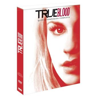 True Blood  Temporada 5 - DVD