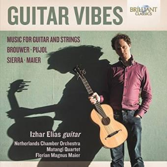 Guitar Vibes. Music for Guitar and Strings
