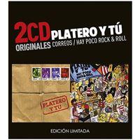 Correos / Hay Poco Rock & Roll - 2 CDs