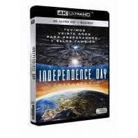 Independence Day: Contraataque - Blu-Ray + UHD