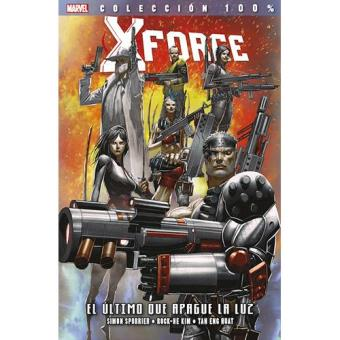 100% marvel: X force 9