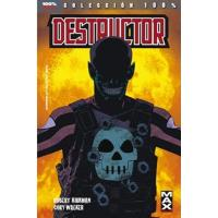 Destructor. 100% Marvel