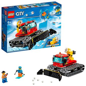 LEGO City Great Vehicles 60222 Máquina Pisanieves