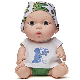 Muñeco Baby pelón Sara Carbonero