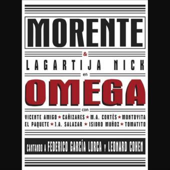 Omega (Ed. 20º aniversario Deluxe 2 CD's + DVD + Libro)