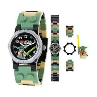 LEGO Reloj pulsera Star Wars Yoda