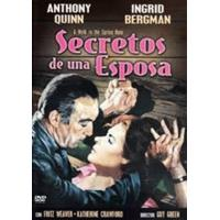 Secretos de una esposa - DVD