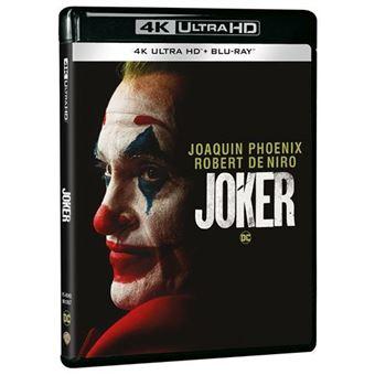 Joker - UHD + Blu-Ray