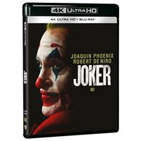 Joker - UHD + Blu-Ray