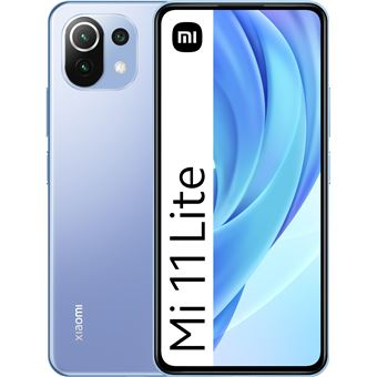Xiaomi Mi 11 Lite 6,55'' 128GB Azul