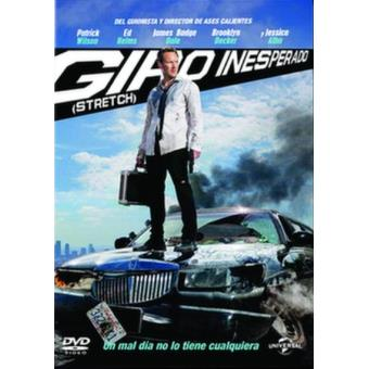 Giro inesperado (Stretch) - DVD