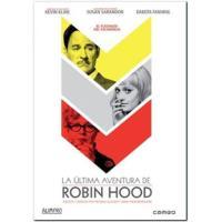 La última aventura de Robin Hood - DVD