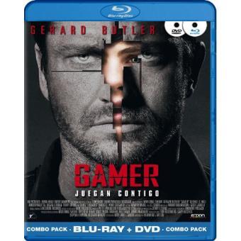 Gamer - Blu-Ray + DVD