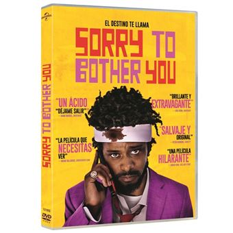 Sorry to brother you - DVD