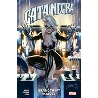 Gata Negra 1: Grand Theft Marvel