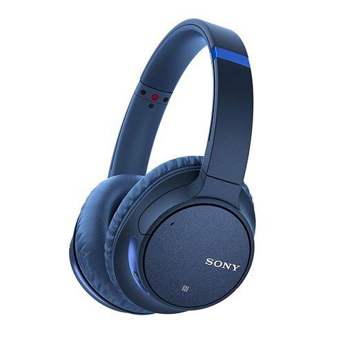 Auriculares Bluetooth Sony WH-CH700NL Azul