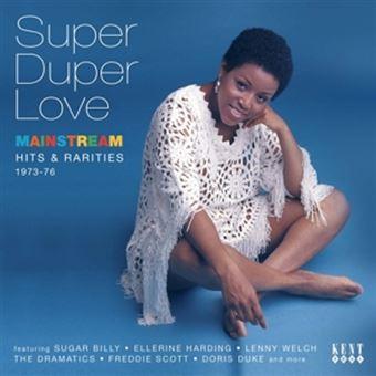Super Duper Love-Mainstream Hits And Rarities