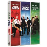 Trilogía del Cornetto - DVD