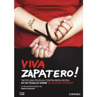 ¡Viva Zapatero! - DVD