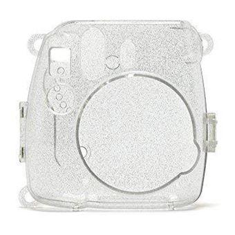 Funda Fujifilm Sparkly Transparente para Instax Mini 9