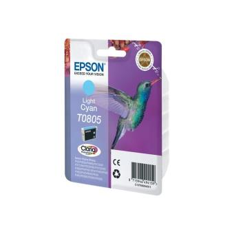 Epson T0805 Tinta cian claro