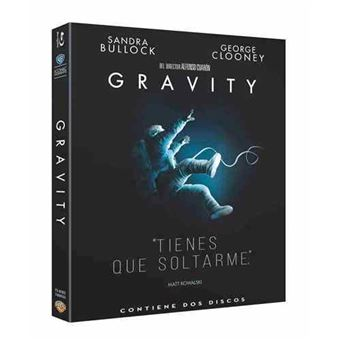 Gravity  Ed. Iconic - Blu-Ray