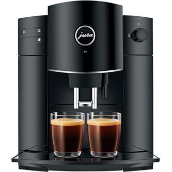 Cafetera Superautomática Jura D4 Negro