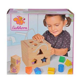 Cubo encajables Eichhorn