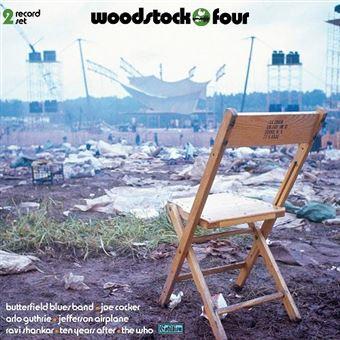 Woodstock four -  2 Vinilos