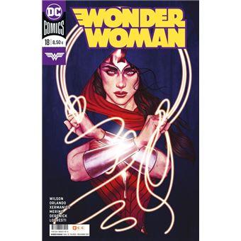 Wonder Woman núm. 32/18