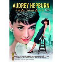 Pack Selección Audrey Hepburn - DVD