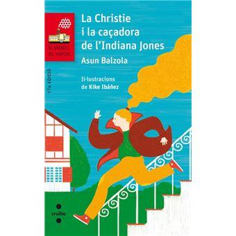 La Christie i la caçadora de l'Indiana Jones
