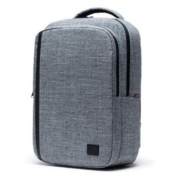 Mochila Herschel Travel Daypack Gris para portátil 15,4''