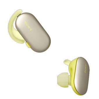 Auriculares Bluetooth Sony WF-SP900 Amarillo