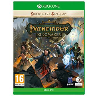 Pathfinder: Kingmaker Ed Definitive Xbox One