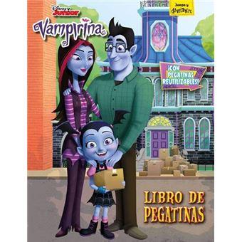 Vampirina. Libro de pegatinas