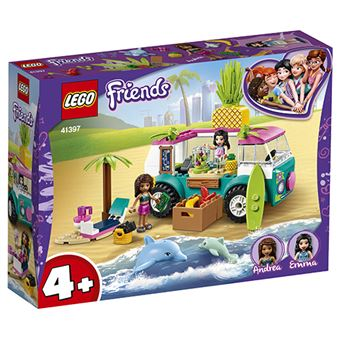 LEGO Friends 41397 Bar de Zumos Móvil