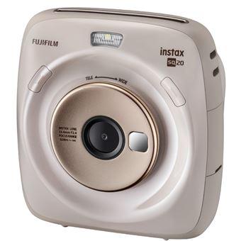 Cámara Instantánea Fujifilm SQ20 Beige