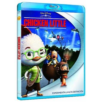 Chicken Little - Blu- Ray