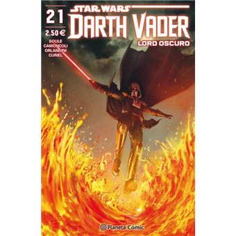 Star Wars Darth Vader Lord Oscuro nº 21/25
