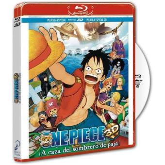One Piece. Tv Special 3D - Blu-Ray