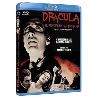 Drácula. El príncipe de las tinieblas - Blu-Ray