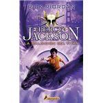 Percy Jackson 3 la maldición del Titán