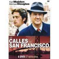 Pack Las calles de San Francisco - DVD