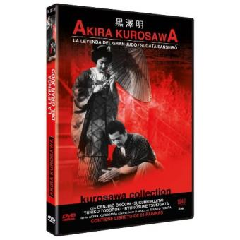 La Leyenda del Gran Judo VOS - DVD