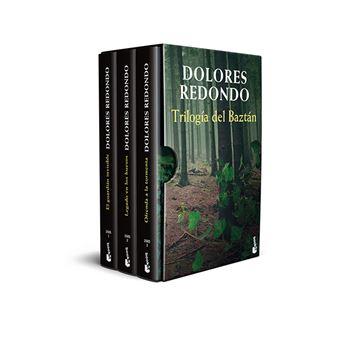 Pack Dolores Redondo Trilogía de Baztán