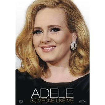 Adele: Someome Like Me - DVD