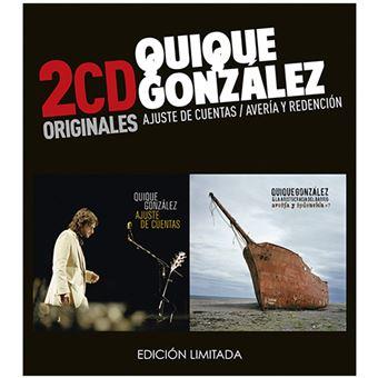 Ajuste de Cuentas / Avería y Redención - 2 CDs